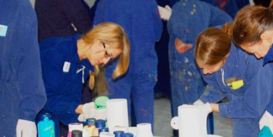 Action Painting München