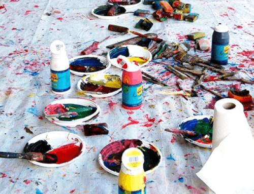 Kreativität und Krisen