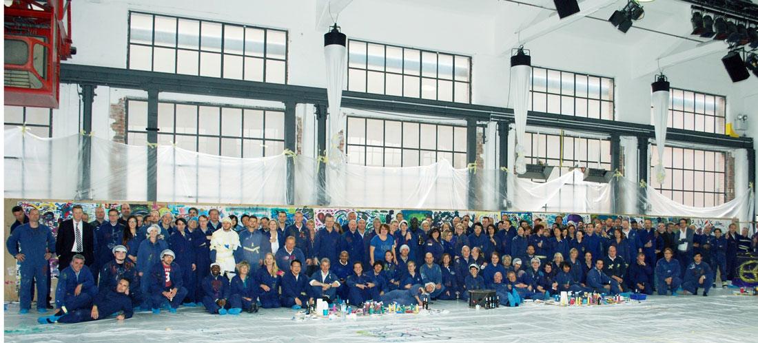 Teampainting-Duesseldorf