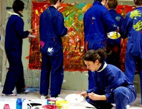 Art Action – Equa Forum 2010