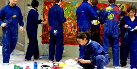 Action Painting Equa Forum