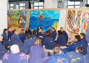Action Painting Düsseldorf