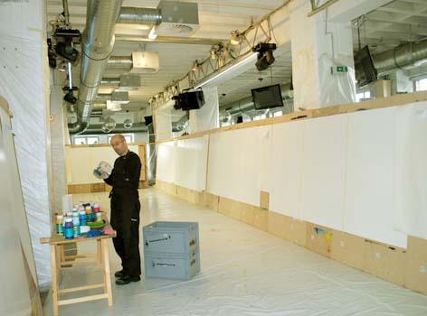 Action Painting Workshop Duesseldorf