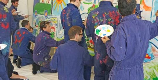 Teambuilding Visionsentwicklung HSG St. Gallen