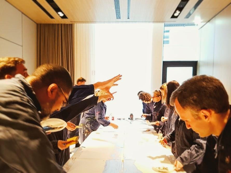 Kreative Gestalter im neuen Team