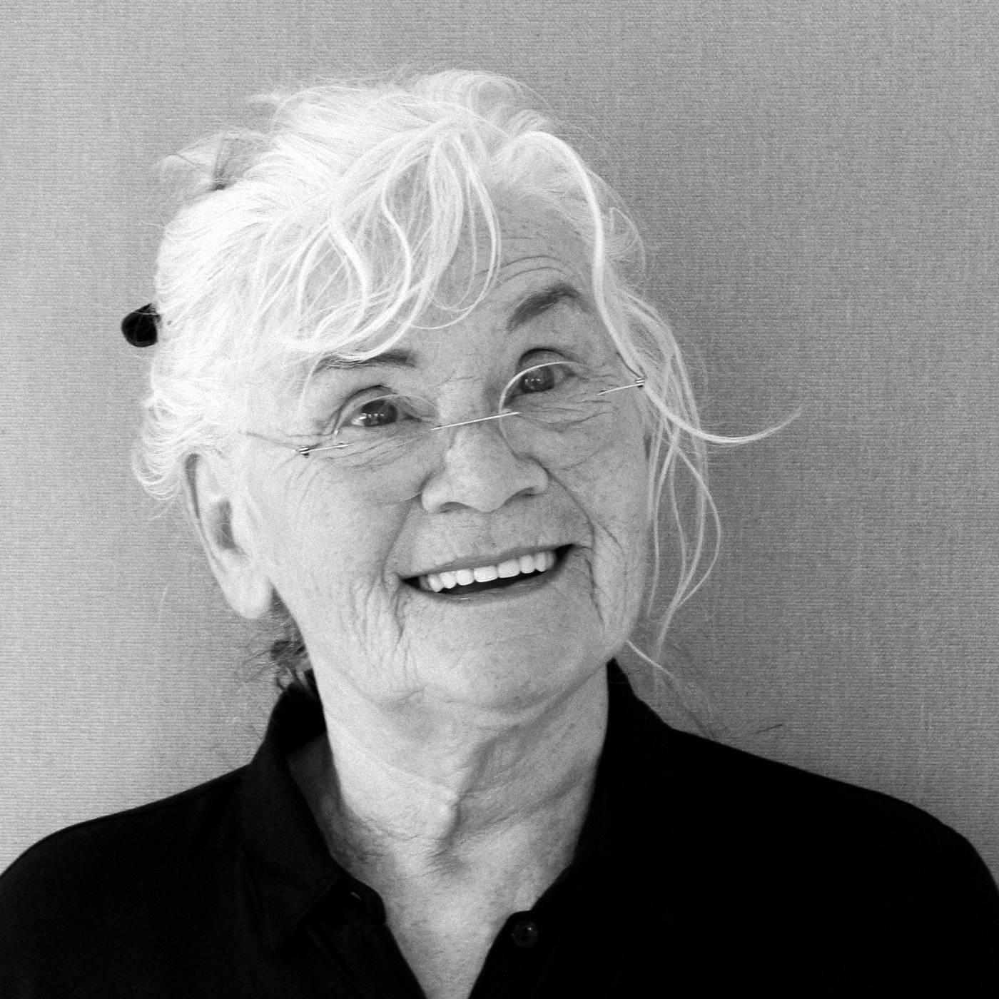 Künstlerin und Moderatorin Etelka Kovacs-Koller